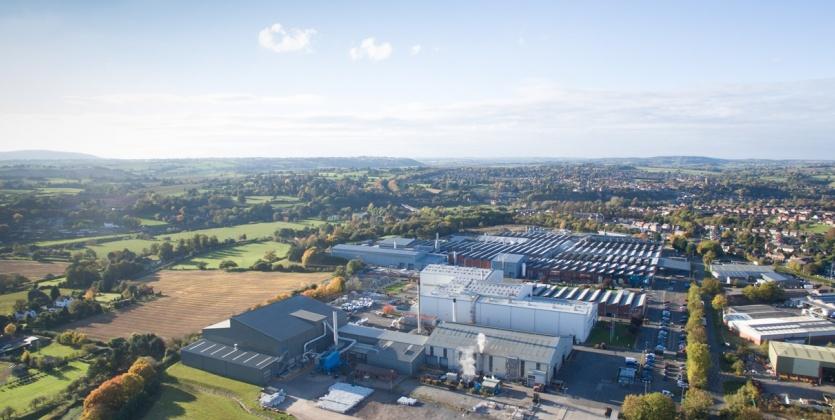 bridgnorth aluminium investment